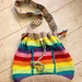 Michelle's Rainbow Bag pattern
