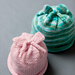 Faux Bow Baby Hat pattern