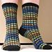 Ugly Duckling Socks pattern