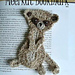 Meerkat Bookmark pattern