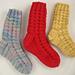 Waffle Socks 32 pattern