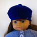 Doll Beret in Crochet pattern