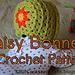 Daisy Bonnet pattern