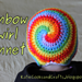 Rainbow Swirl Bonnet pattern