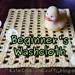 Beginner's Washcloth pattern