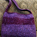 Striped, Felted Tote pattern