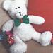 Fuzzy Christmas Bear pattern
