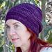 Woodmere Slouchy Hat pattern