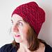 Embossed Hat pattern
