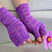 Cadence Fingerless Mitts pattern