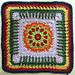Sadie Square pattern