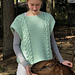 the Cadena Cable Sweater pattern