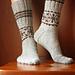 Eesti Trail Hiking Socks pattern