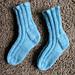 Perfect-fit Newborn Socks pattern