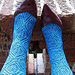 Ironwork Socks pattern