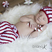 Candy Cane Hat and Pants pattern