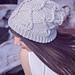 Infinity Wheat Stitch Hat pattern