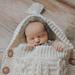 Infinity Crochet Baby Cocoon pattern