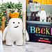 Beekle The Unimaginary Friend Crochet pattern