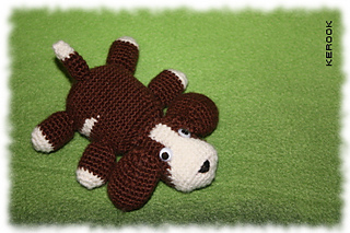 Crochet PATTERN puppy /amigurumi dog / pdf tutorial dog / pattern ... | 213x320