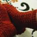 Baltic Amber Socks pattern