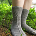 Tremont Swing Socks pattern