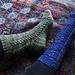 Andiron Socks pattern