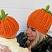 Playful Pumpkin Hat pattern