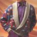 4445 Man's lumber jacket pattern