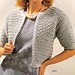 4814 Lady's jacket with pintuck pattern pattern