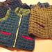 Vick Park Baby/Child Vest pattern