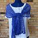 Easy Breezy Crochet Wrap or Scarf pattern