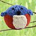 Knit Bluebird pattern