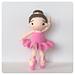 Little Miss Ballerina pattern