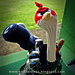 Angry Bird Golf Club Cover pattern