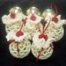 Yarn Christmas Ball Cover pattern
