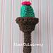 Cactus Pencil Topper pattern