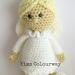 Amy the Ami Angel Doll pattern