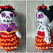 Day of the Dead Doll pattern