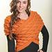 Sweater Vest Wrap by Kysaa pattern