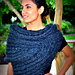 Huntress Cowl Capelet Scarf pattern