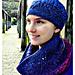 Alexandra Cowl & Hat Set pattern