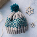 Shetland Baby Hat pattern