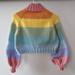 Pastel Rainbow Pullover pattern