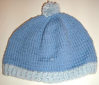 rowan blue hat