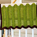 Fan & Feather Baby Blanket pattern