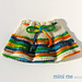 Three Tiered Doll Skirt pattern