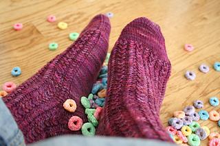 Froot Loop - Knitty Spring Surprise
