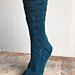 Precious Bugga Sock pattern