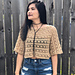 Lacy summer top pattern